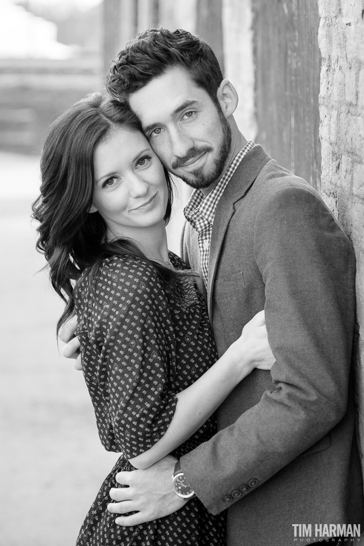 Acworth engagement shoot