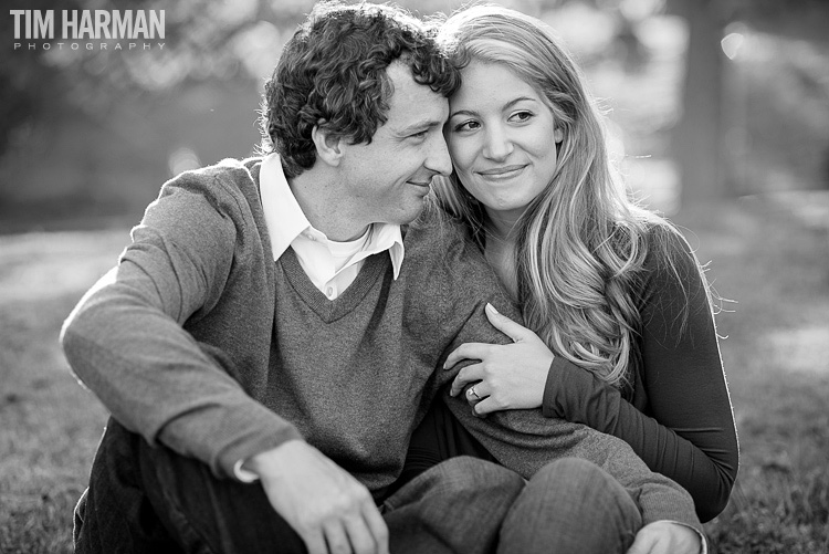 engagement photos in Marietta