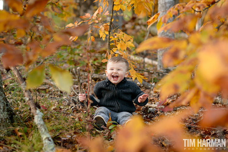 Fall family photos in Alpharetta, GA