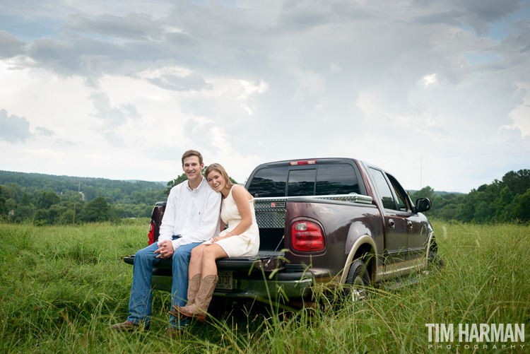 farm land engagement shoot, woodstock, ga
