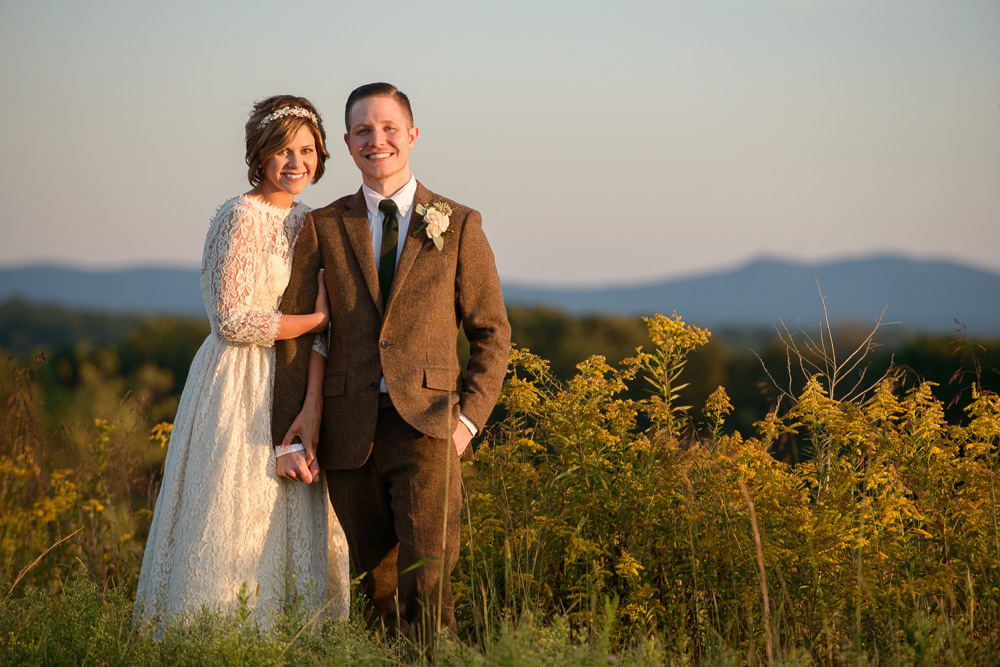 North Georgia Mountains Wedding