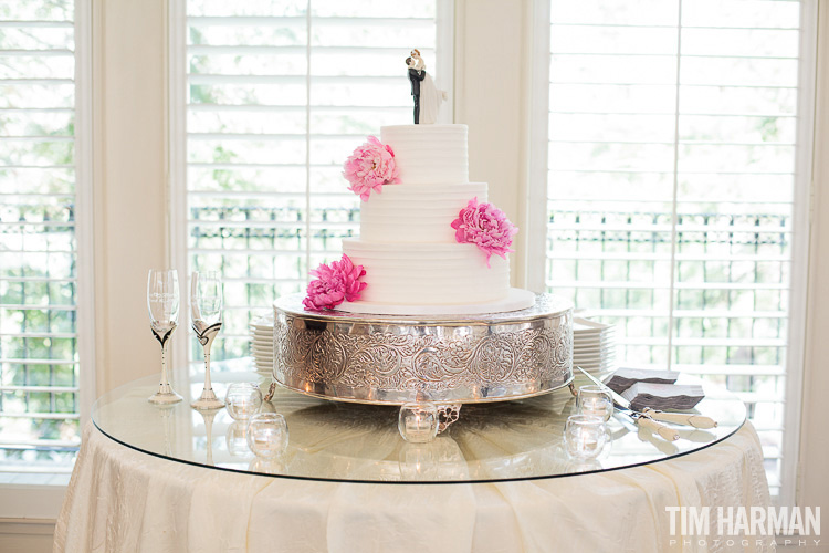 Wedding at Primrose Cottage in Roswell, GA