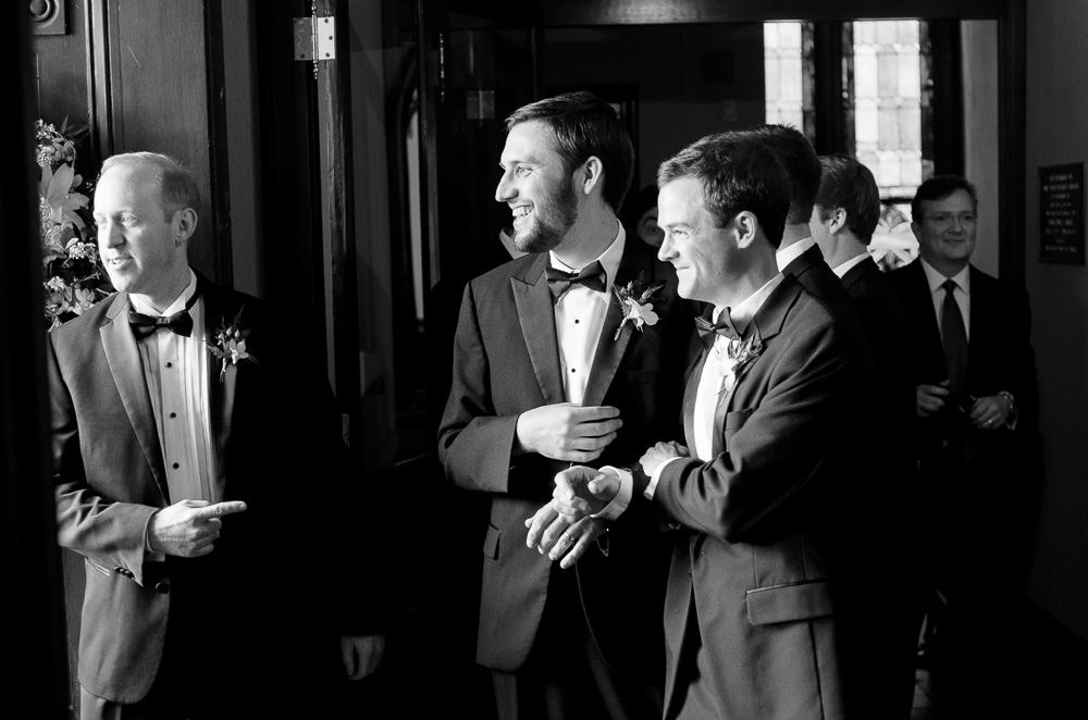 Wedding at First Presbyterian Church of Macon