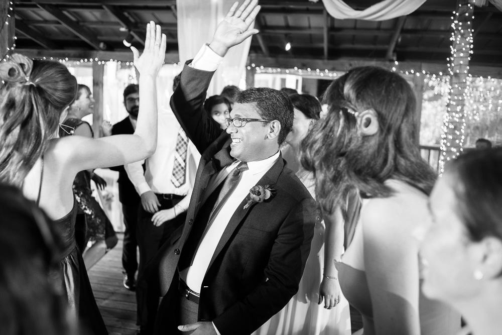 May wedding at Glen Ella Springs