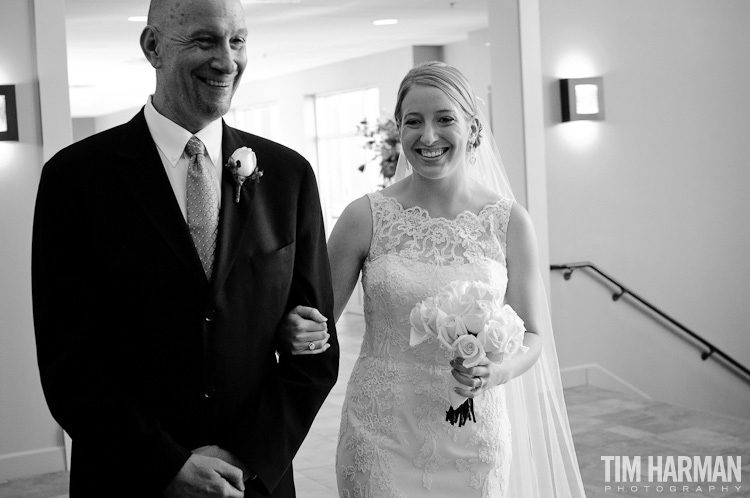 wedding at perimeter church chapel johns creek georgia