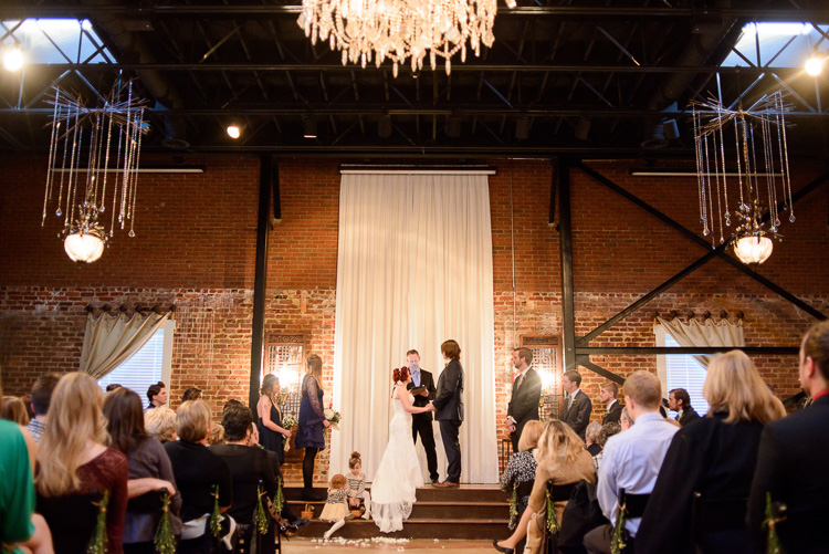 Wedding at Historic Roswell Cottage