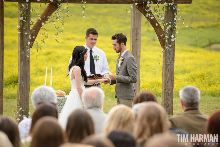 Wedding at Seventy-Four Ranch in Jasper, GA