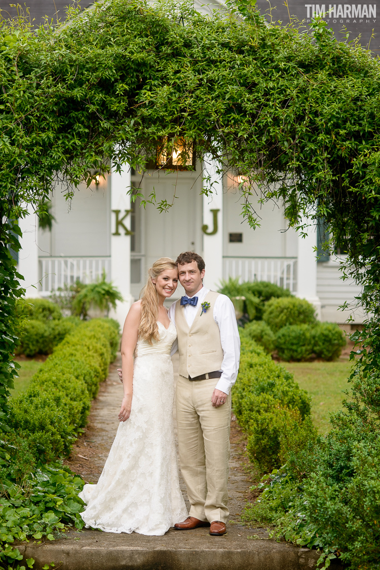 Wedding at Sweet Home Plantation