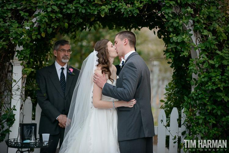wedding at the whitlock inn