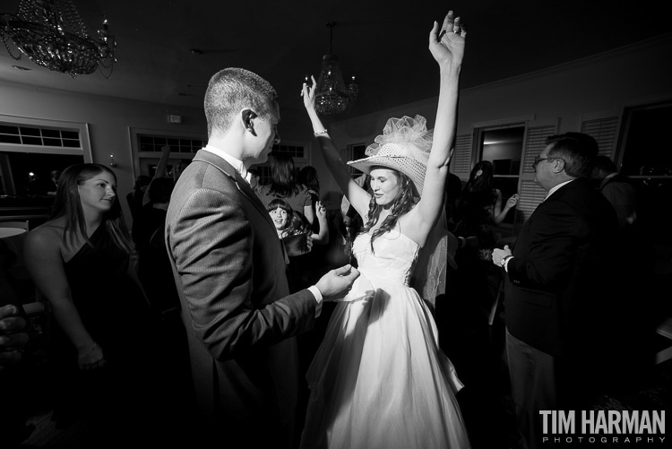 wedding at the whitlock inn