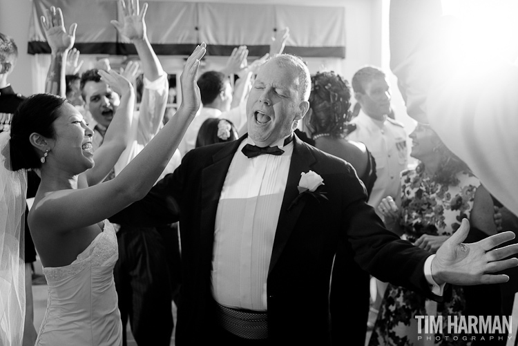 Wedding Ceremony and Reception at Indian Hills Country Club in Marietta, GA