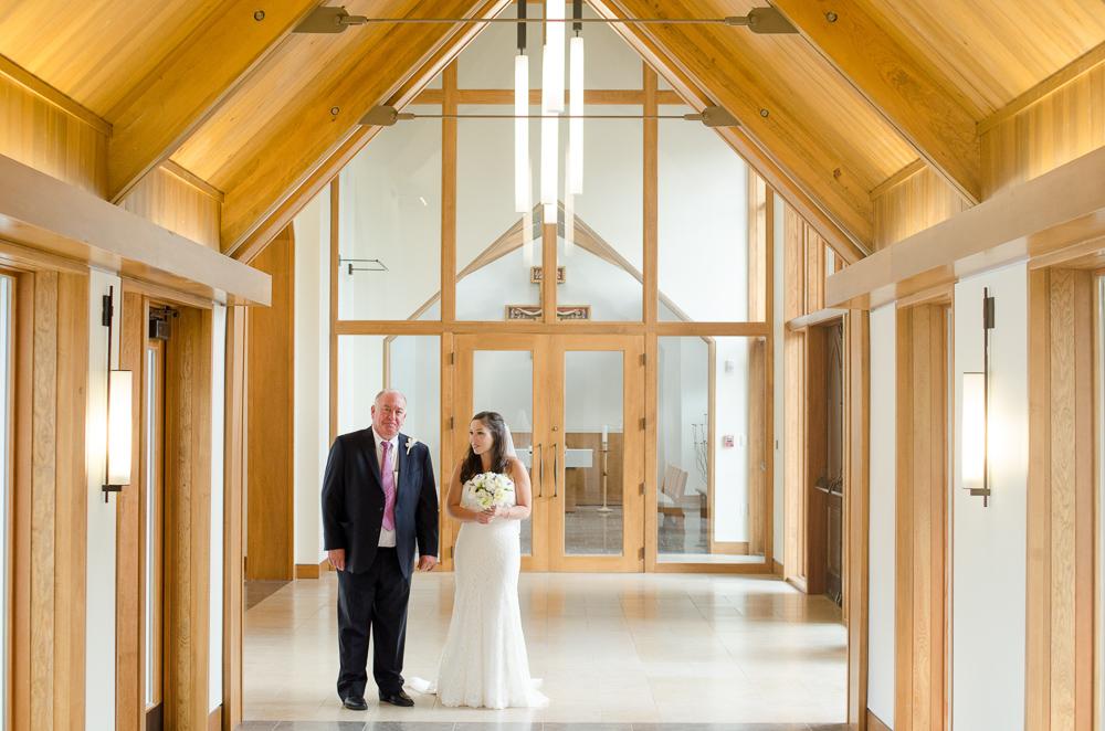 Wedding at Emmanuel Episcopal Church in Athens, GA