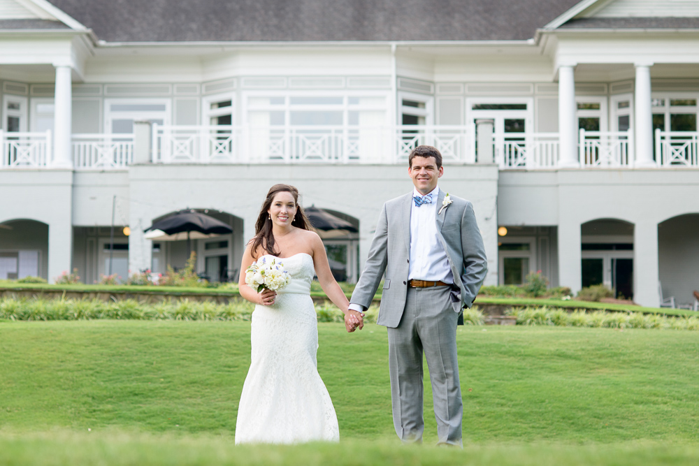 Wedding Reception at Athens Country Club in Athens, GA