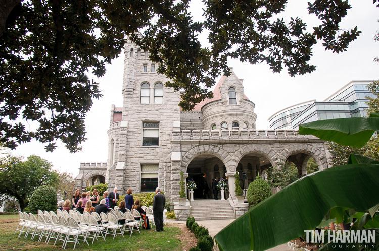 Wedding And Reception At Rhodes Hall Atlanta Ga