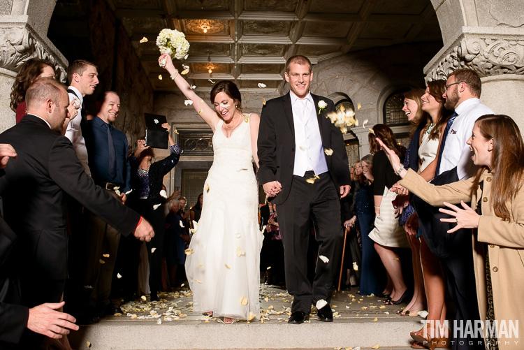 Wedding and Reception at Rhodes Hall, Atlanta, GA